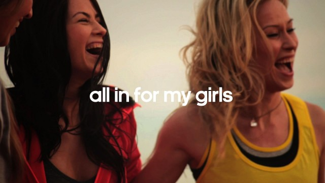 Adidas - All in for my girls