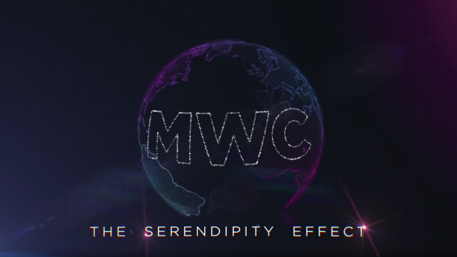 Mobile World Congress - The Serendipity Effect