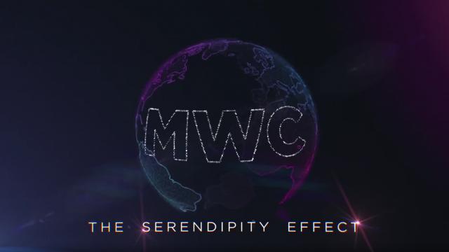 Mobile World Congress - The Serendipity Effect