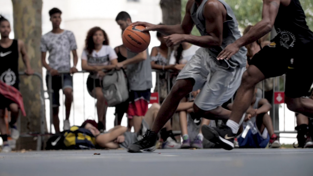 Sants Streetball Tournament by Nike