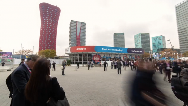De Boer - South Village at Mobile World Congress 2018