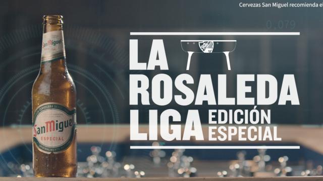 San Miguel x Málaga CF - La Rosaleda Liga Edición Especial