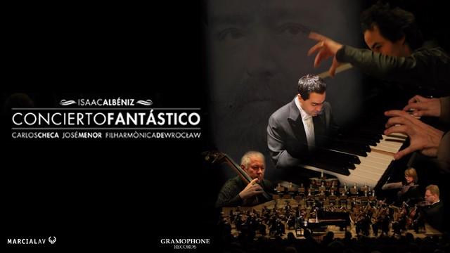 Isaak Albéniz, Concierto Fantástico